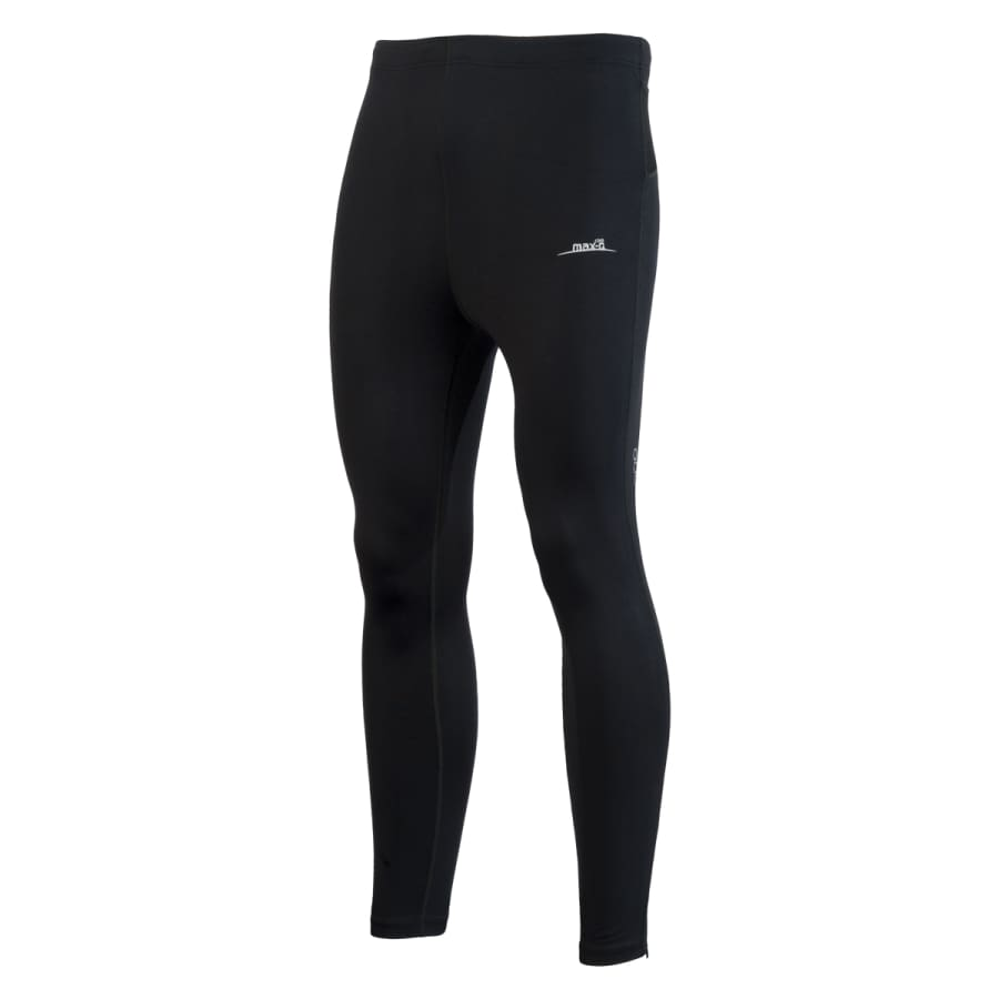 max-Q.com | EVERYDAY TIGHT BASIC Lauftight Herren | schwarz | M