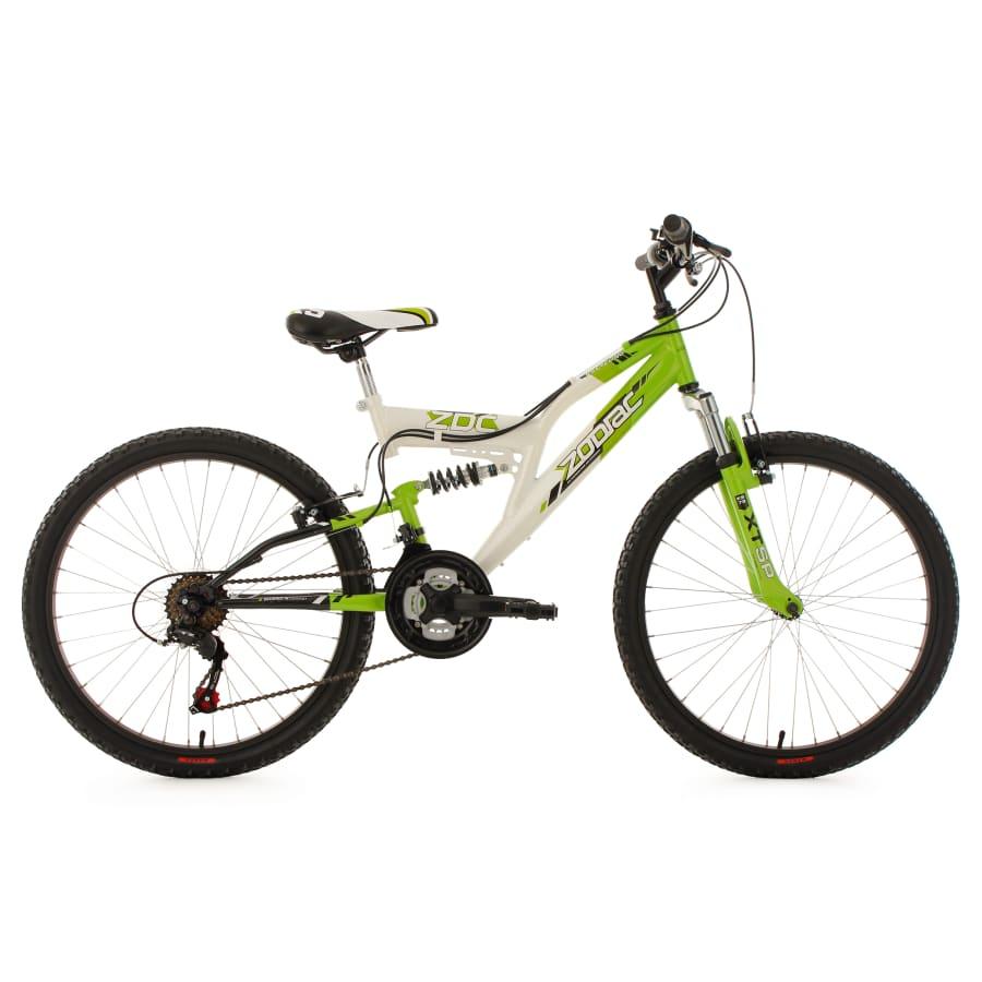 KS Cycling - 24'' kinderfiets Zodiac van Cycling FH 38 cm Kinderen