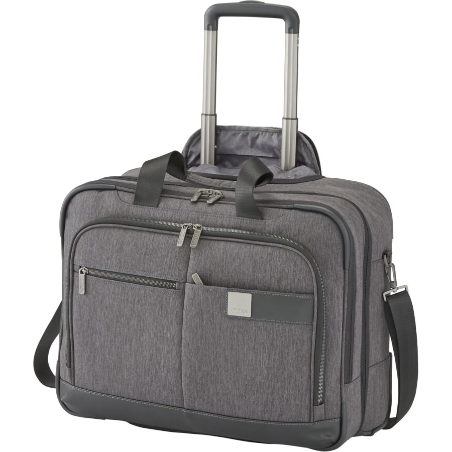 POWER PACK BUSINESS TROLLEY 48 CM