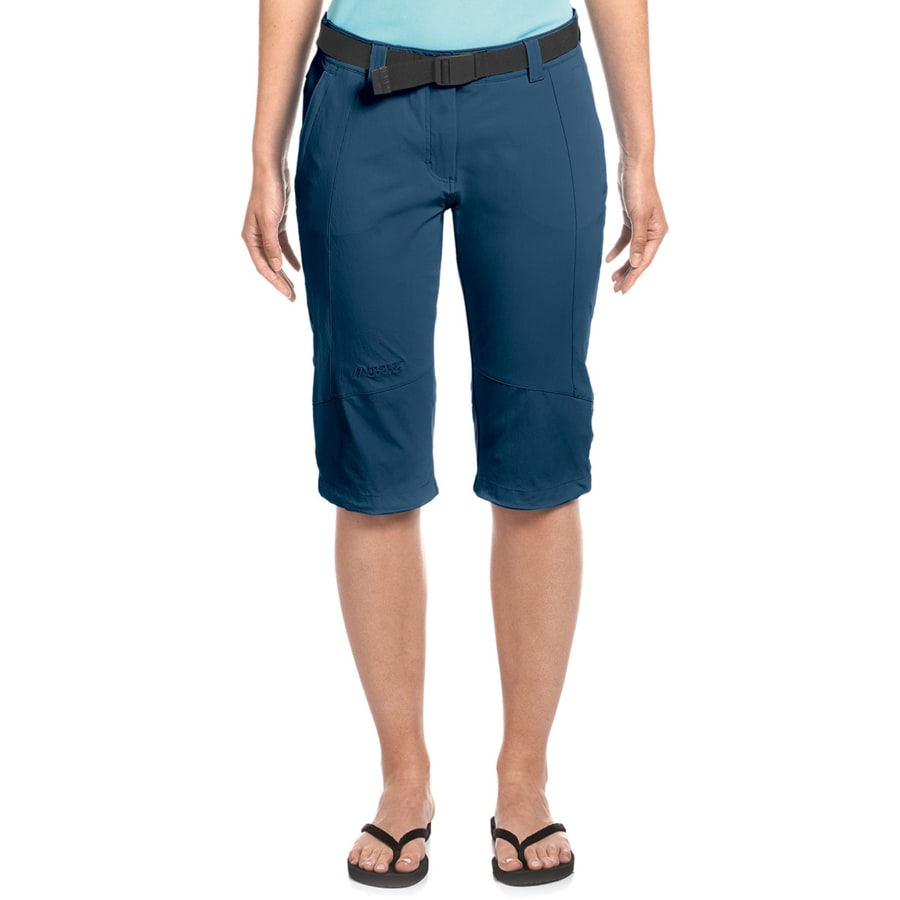 Maier Sports KLUANE SHORTS Trekkinghose Damen blau 46 231003