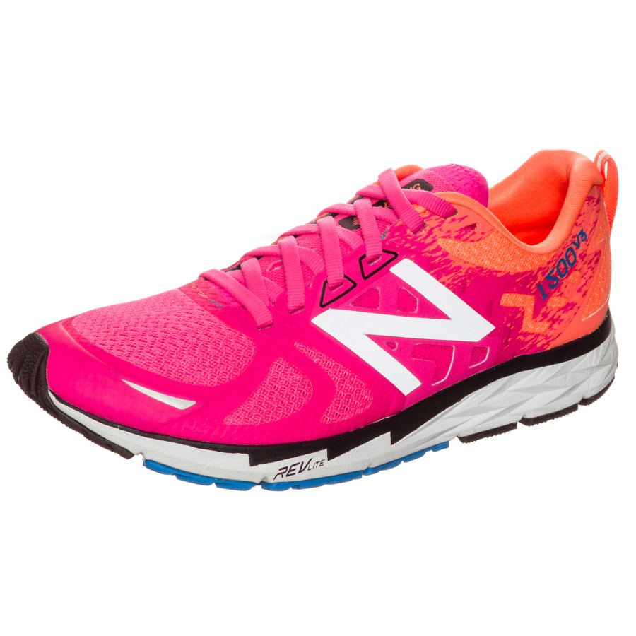 New Balance 1500V3 Laufschuh Damen pink-orange