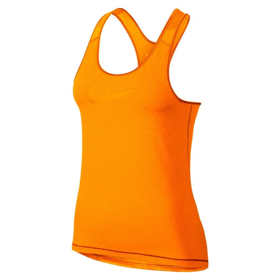 Nike Pro Tank Débardeur de running Femme orange