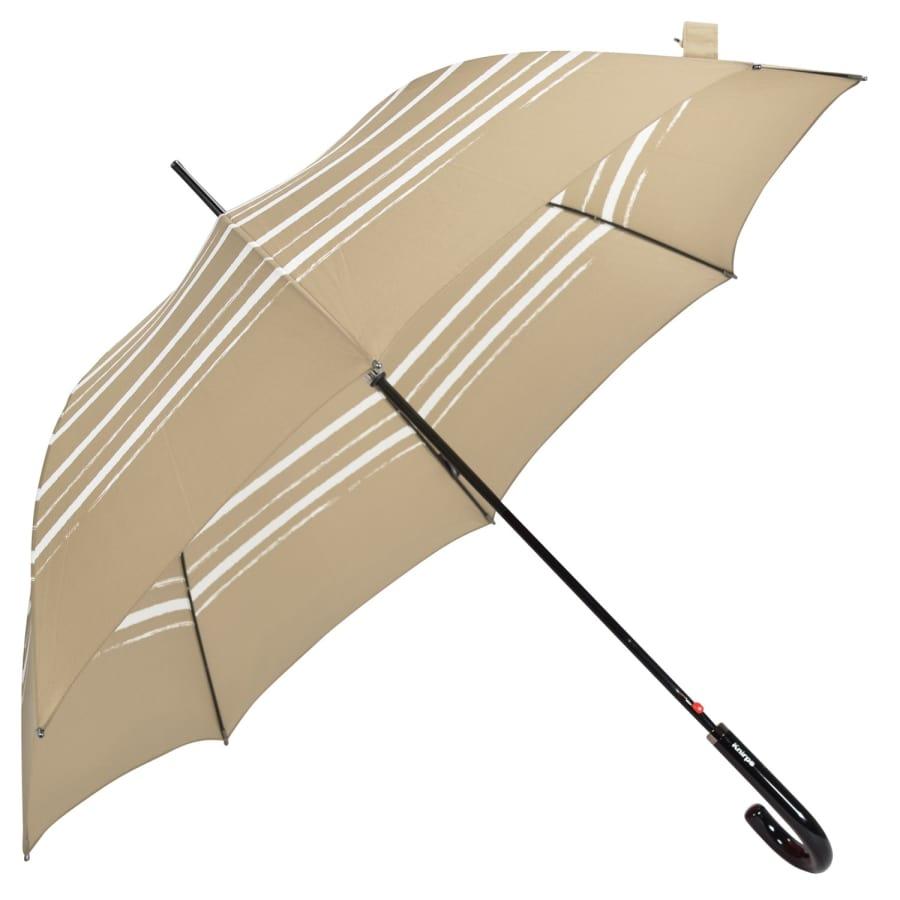 AUTOMATIC STICK LONG STOCKSCHIRM 88 CM Regenschirm Damen