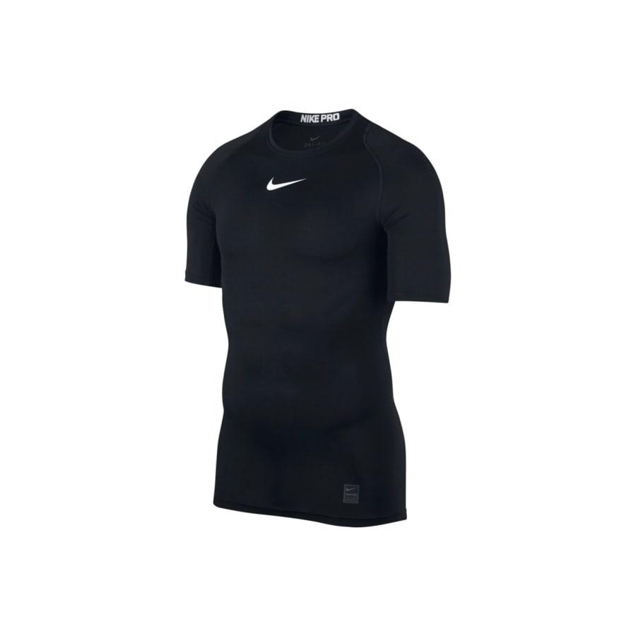 Nike PRO TOP Fitnessshirt Herren schwarz