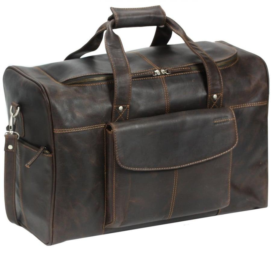 NATURE Westcoast Reisetasche Leder 50 cm Herren