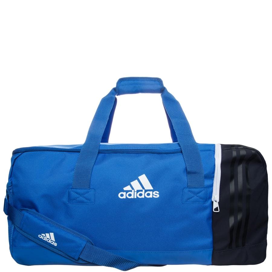 adidas TIRO TEAM BAG L FUßBALLTASCHE Sporttasche blau