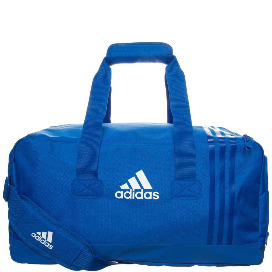 adidas TIRO TEAM BAG S FUßBALLTASCHE Sporttasche blau-weiß