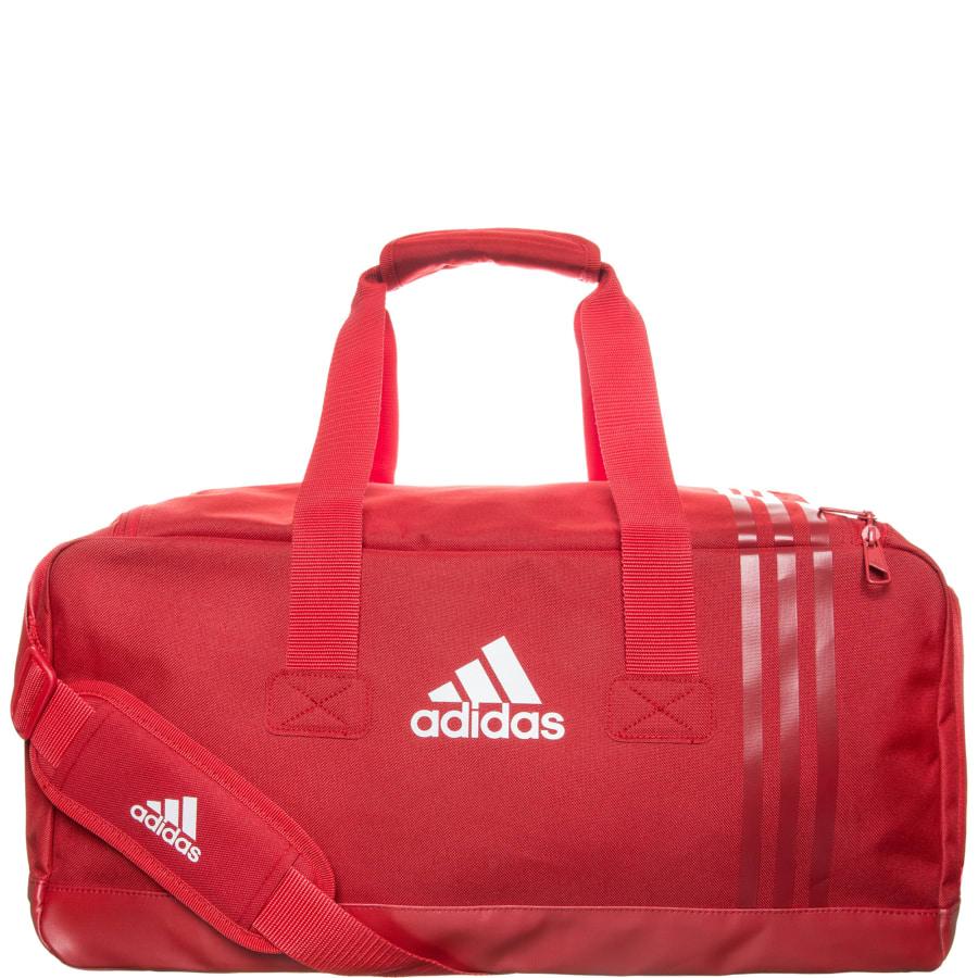 adidas TIRO TEAM BAG S FUßBALLTASCHE Sporttasche rot-weiß