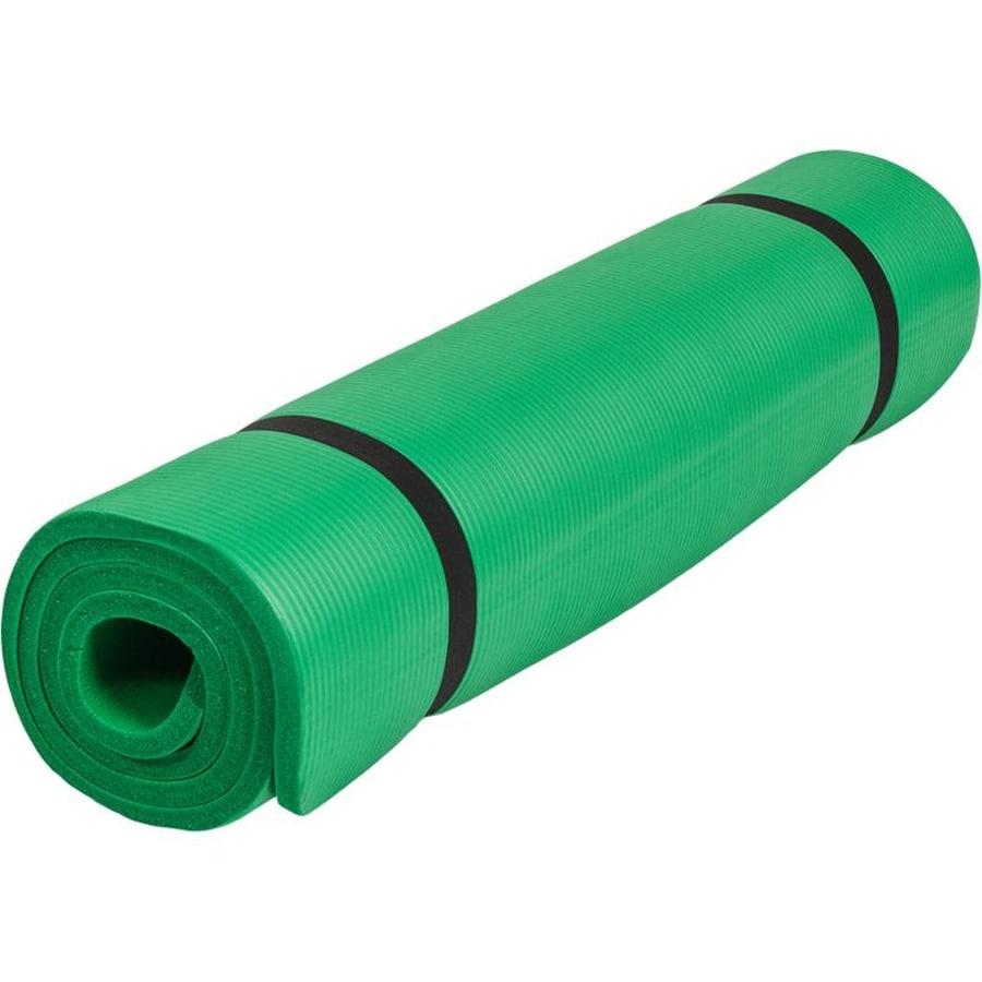 Gorilla Sports Yogamatte klein grün