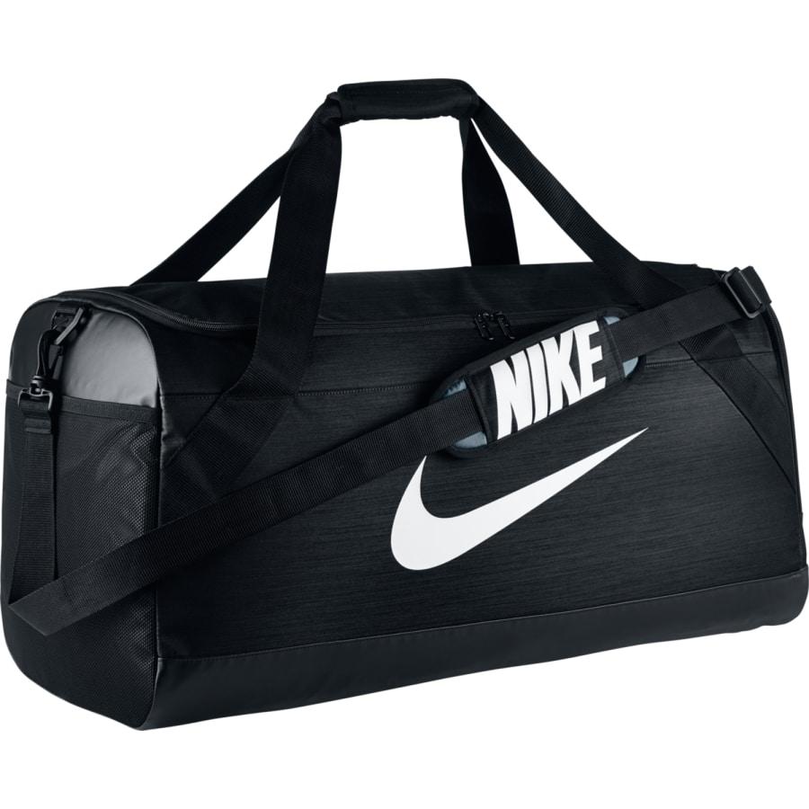Nike BRASILIA LARGE DUFFEL SPORTTASCHE 72 CM Herren schwarz