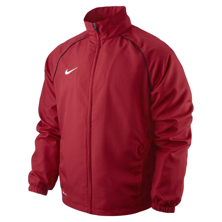 Nike PRÄSENTATIONSJACKE FOUNDATION 12 SIDELINE Kinder rot