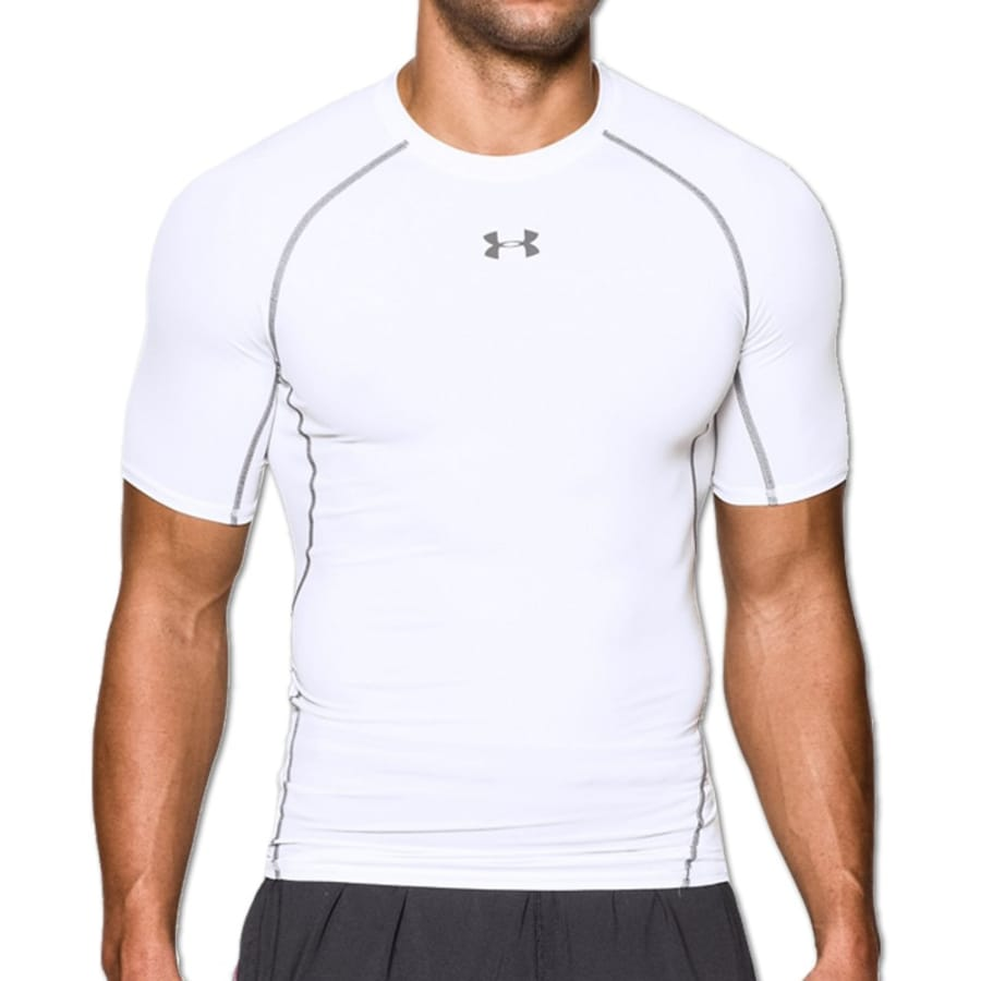 HEATGEAR COMPRESSION SS T-Shirt Herren