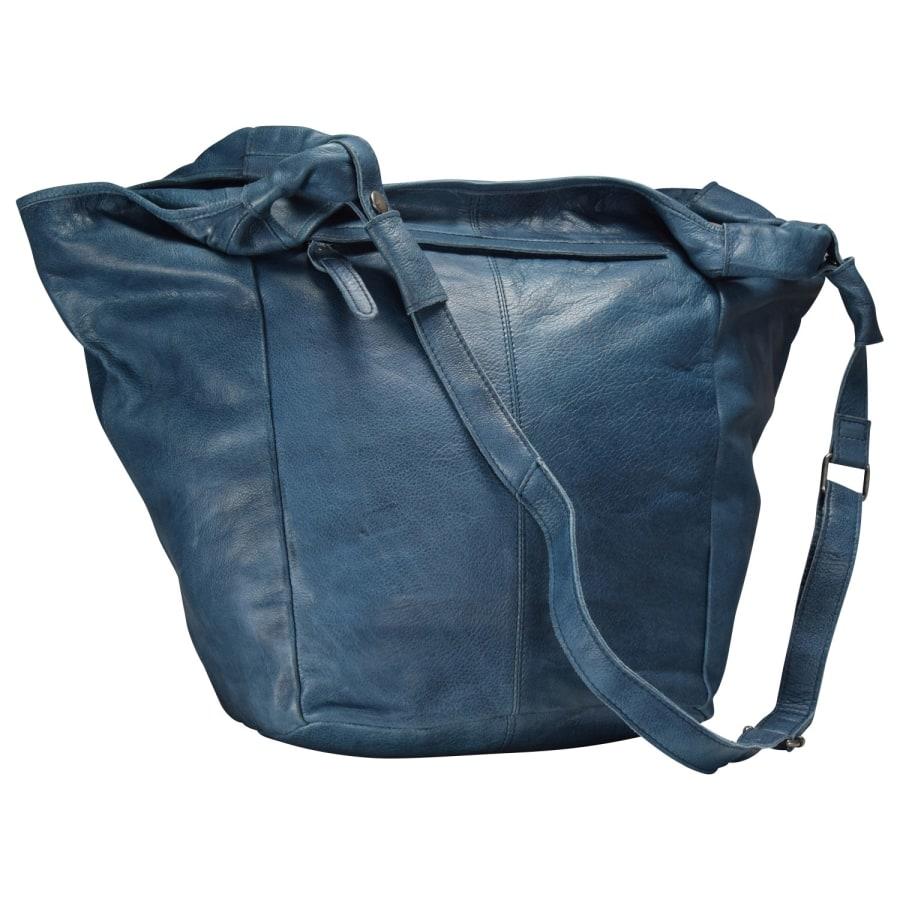 handtasche leder blau preisvergleiche erfahrungsberichte und kauf bei nextag. Black Bedroom Furniture Sets. Home Design Ideas