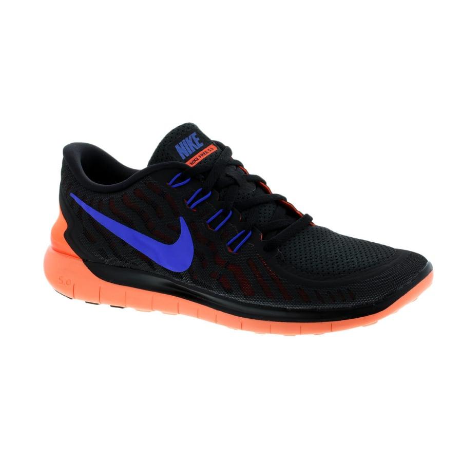 Nike Free 5.0 Schwarz 45