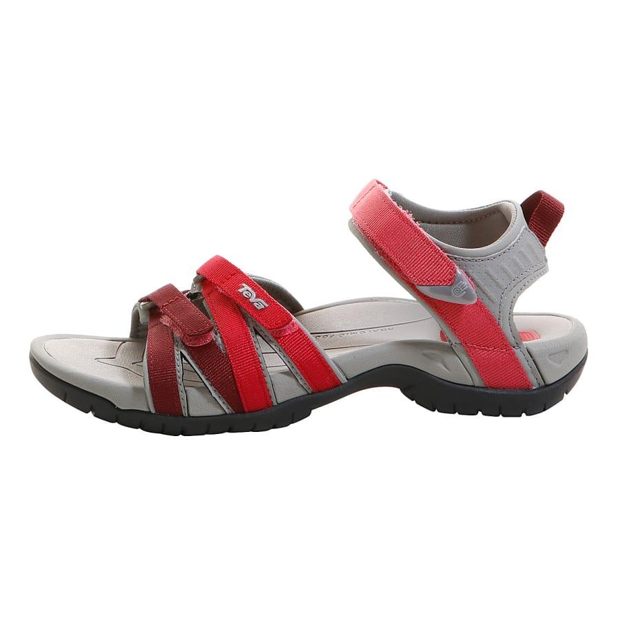 teva tirra outdoor sandalen damen rot vaola. Black Bedroom Furniture Sets. Home Design Ideas