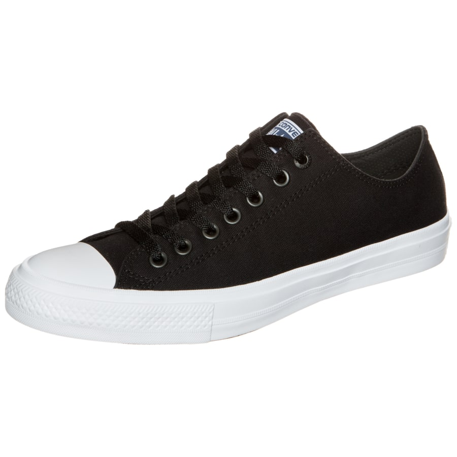 converse chuck taylor all star ii ox sneaker low schwarz wei vaola. Black Bedroom Furniture Sets. Home Design Ideas