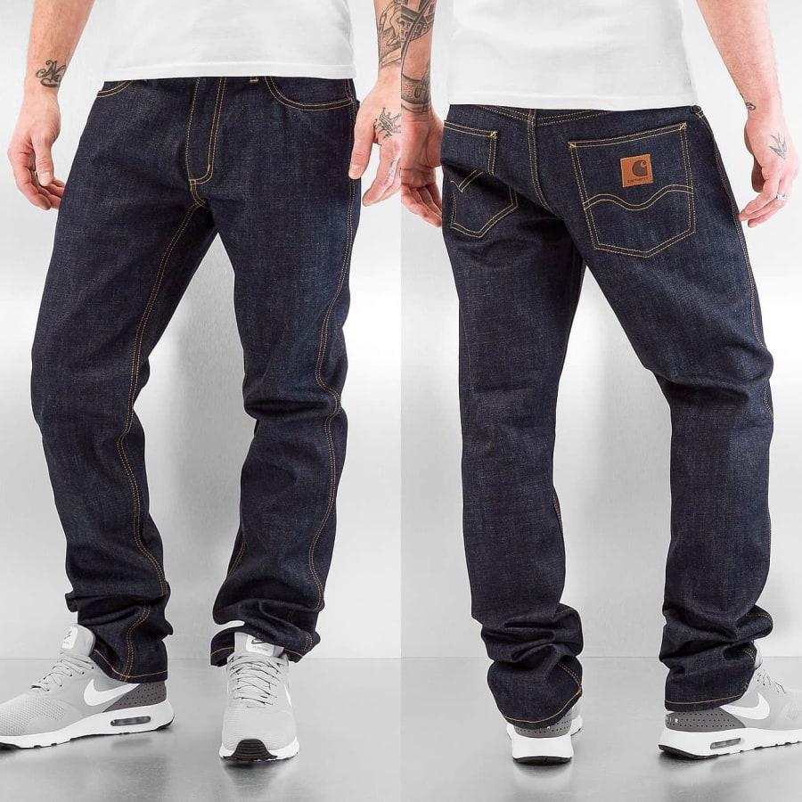 carhartt edgewood western ii straight fit jeans herren. Black Bedroom Furniture Sets. Home Design Ideas