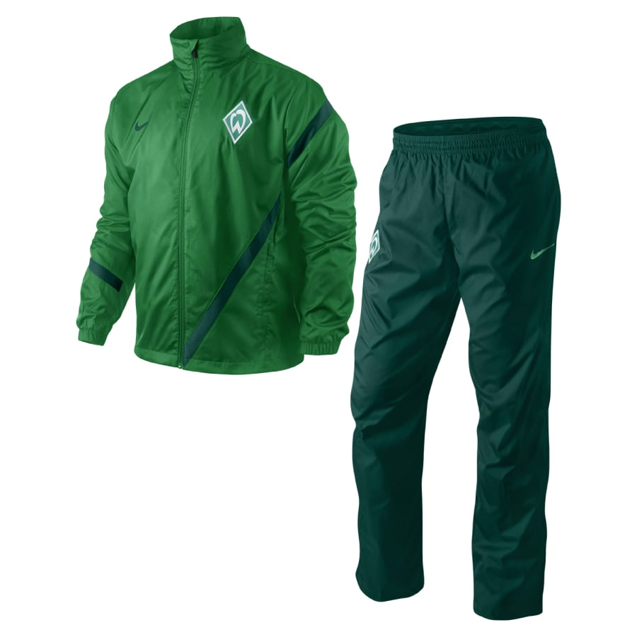 nike sv werder bremen competition warm up anzug 2011. Black Bedroom Furniture Sets. Home Design Ideas