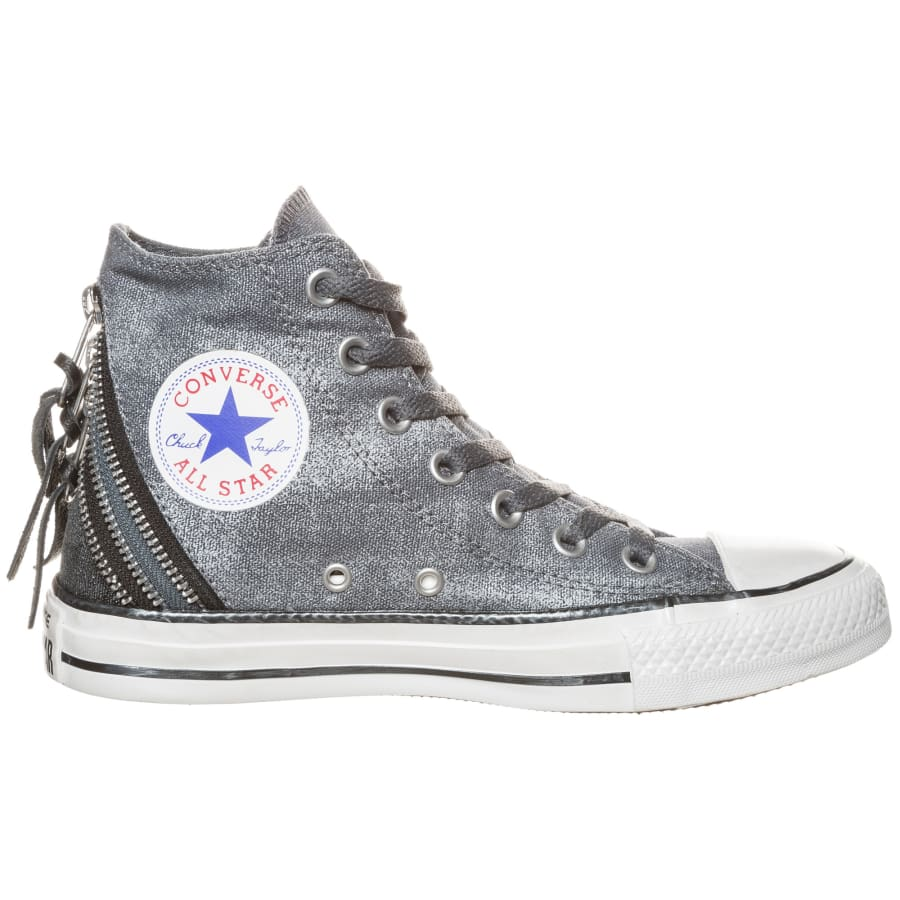converse chuck taylor all star tri zip high sneaker. Black Bedroom Furniture Sets. Home Design Ideas