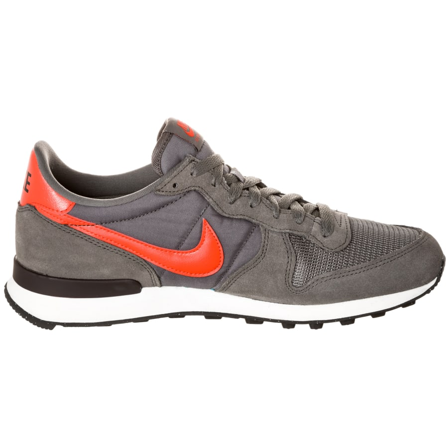 nike internationalist sneaker herren grau rot vaola. Black Bedroom Furniture Sets. Home Design Ideas