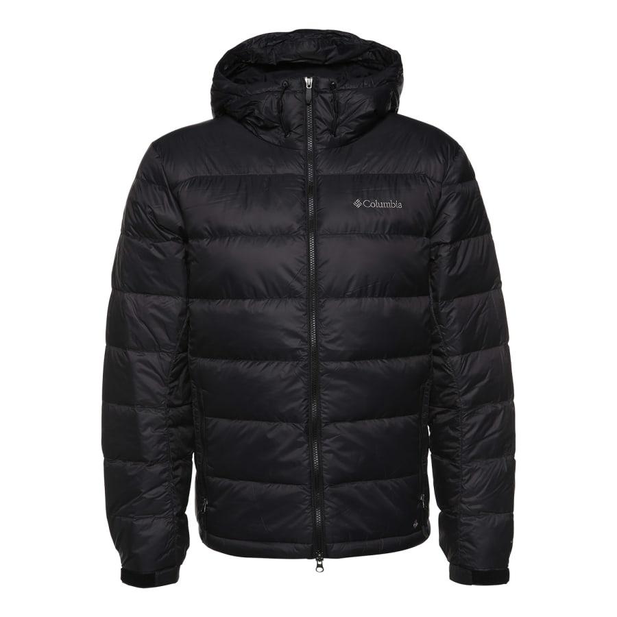 columbia quantum voyage hooded jacket down jacket men. Black Bedroom Furniture Sets. Home Design Ideas