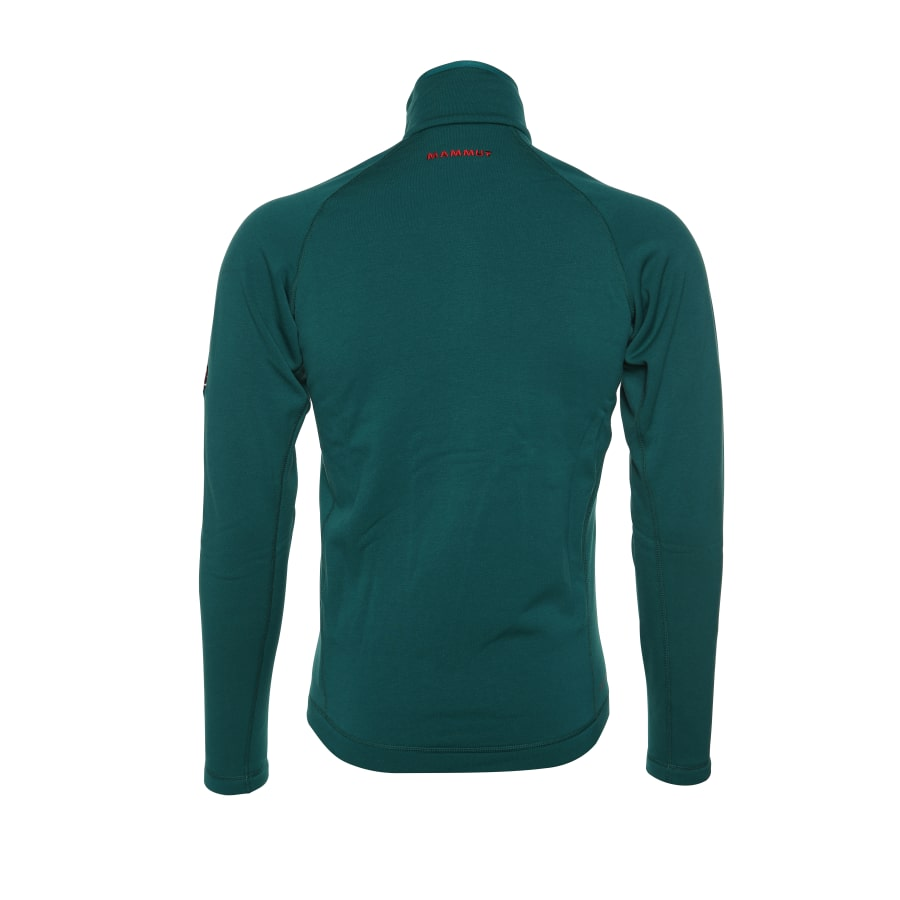 mammut aconcagua fleece jacket men green vaola. Black Bedroom Furniture Sets. Home Design Ideas