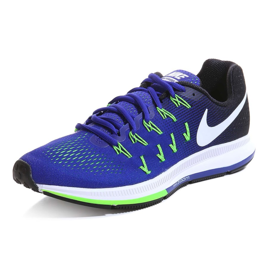 nike air zoom pegasus 33 laufschuhe herren royalblau. Black Bedroom Furniture Sets. Home Design Ideas