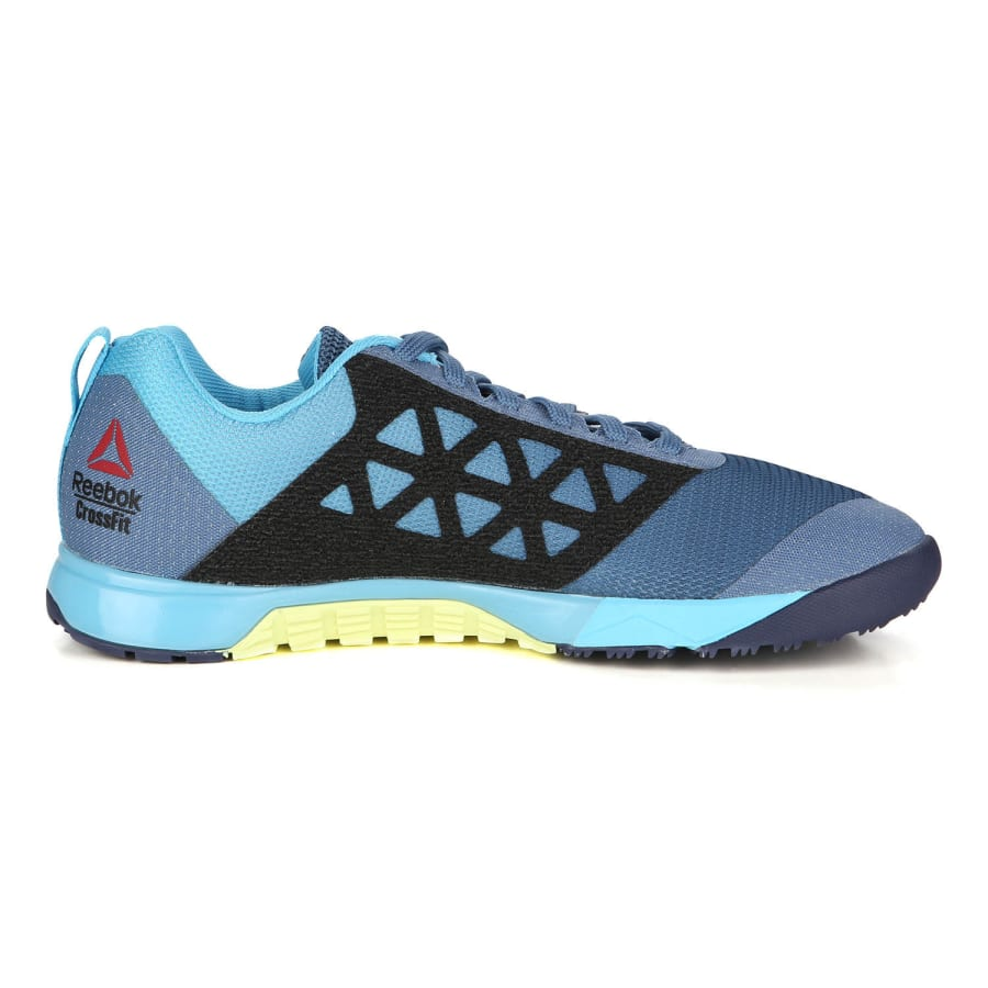 reebok r crossfit nano 6 0 fitnessschuhe damen blau. Black Bedroom Furniture Sets. Home Design Ideas