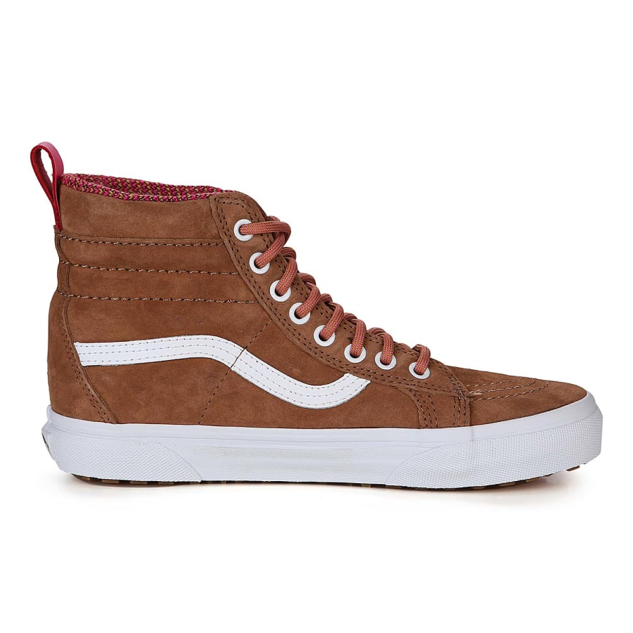 vans sk8 hi mte sneaker damen camel vaola. Black Bedroom Furniture Sets. Home Design Ideas