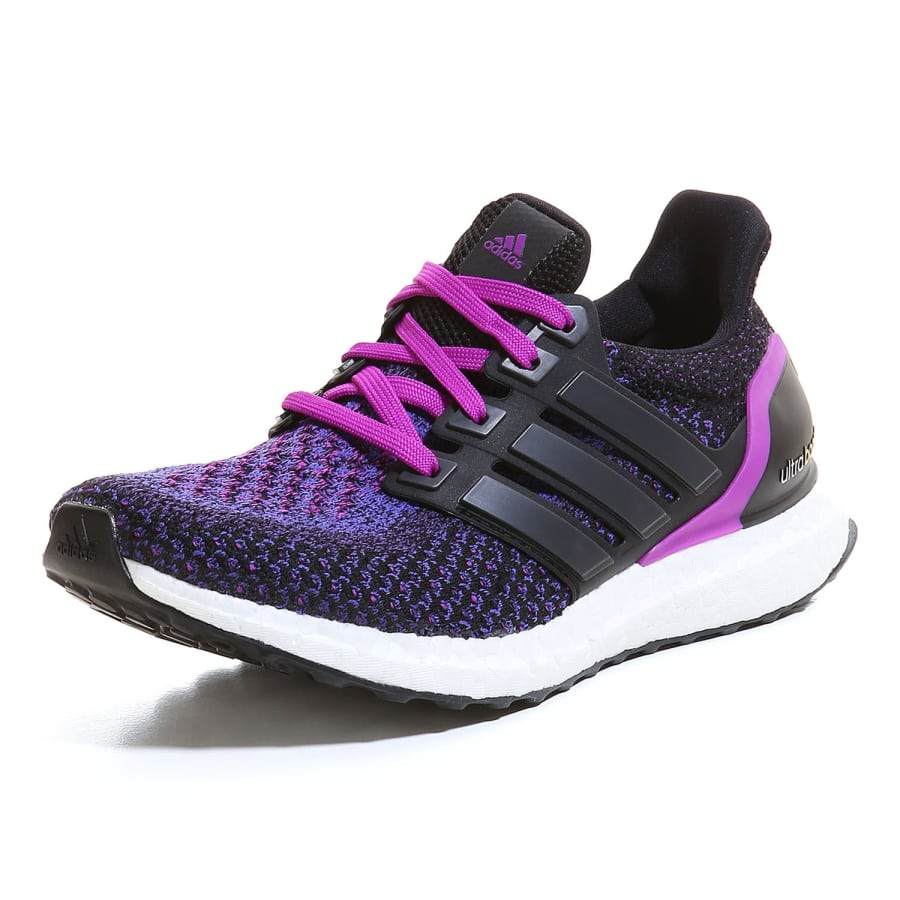 adidas ultra boost laufschuhe damen schwarz lila vaola. Black Bedroom Furniture Sets. Home Design Ideas