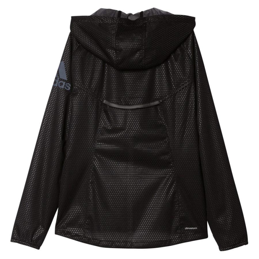 adidas climastorm jacket laufjacke damen schwarz vaola. Black Bedroom Furniture Sets. Home Design Ideas