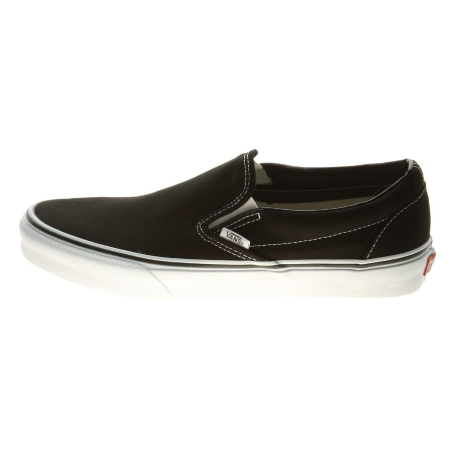 vans classic slip on sneaker herren schwarz vaola. Black Bedroom Furniture Sets. Home Design Ideas