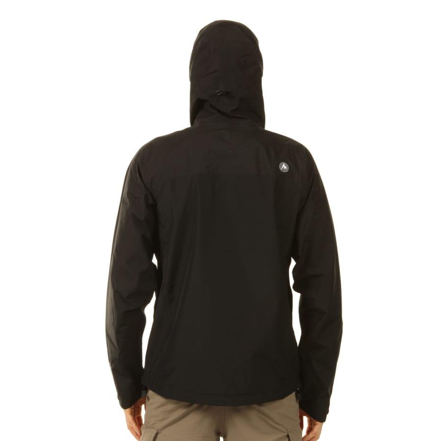 Marmot minimalist jacket hardshelljacke herren schwarz for Minimalist werden
