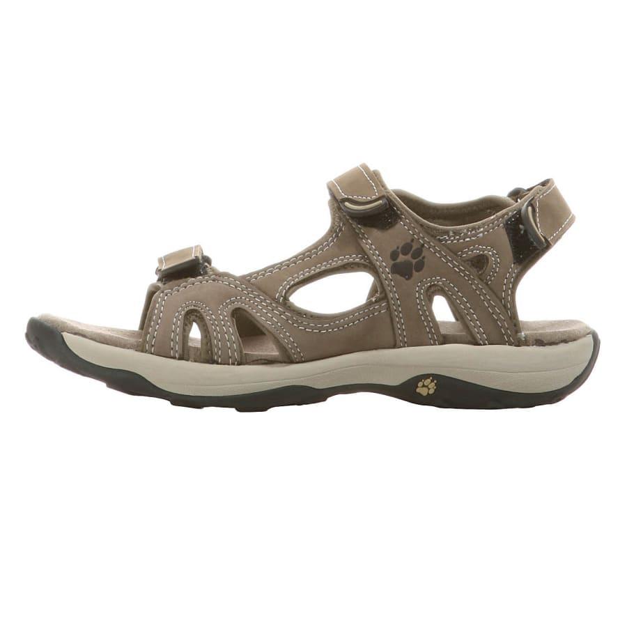 jack wolfskin redwood sandal outdoor sandalen damen. Black Bedroom Furniture Sets. Home Design Ideas
