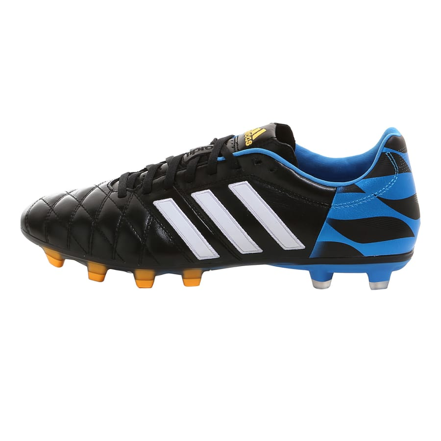 adidas 11pro fg fu ballschuhe herren schwarz blau vaola. Black Bedroom Furniture Sets. Home Design Ideas