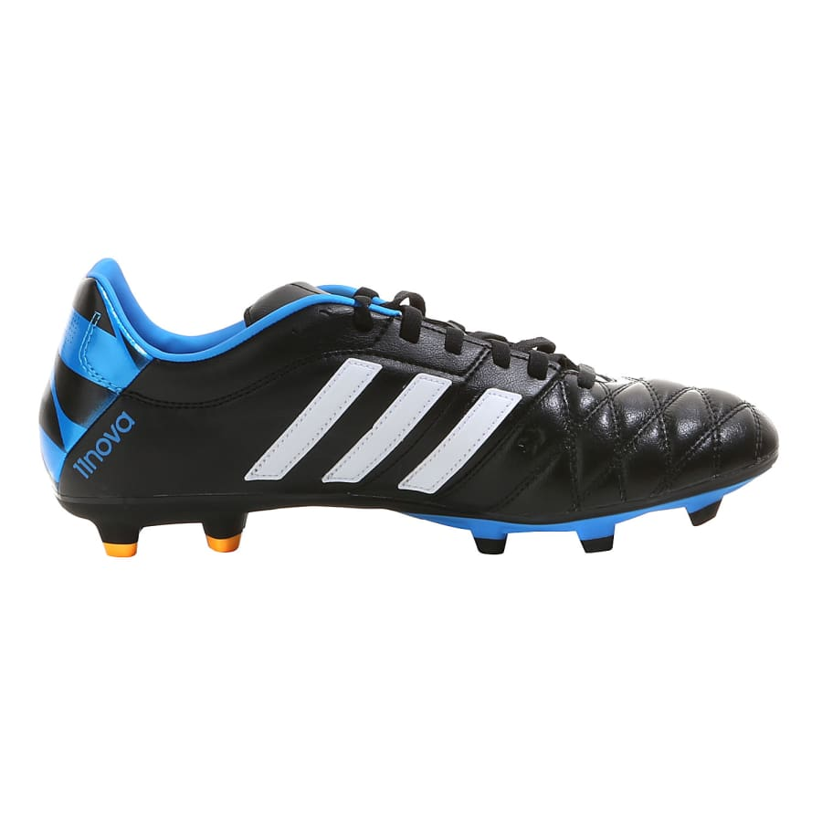 adidas 11nova fg fu ballschuhe herren schwarz blau vaola. Black Bedroom Furniture Sets. Home Design Ideas