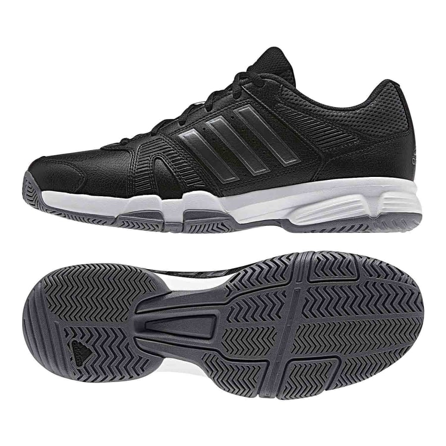 adidas barracks synthetic fitnessschuhe herren schwarz. Black Bedroom Furniture Sets. Home Design Ideas