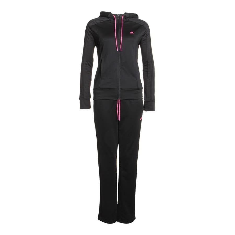 adidas new young knit tracksuit trainingsanzug damen. Black Bedroom Furniture Sets. Home Design Ideas