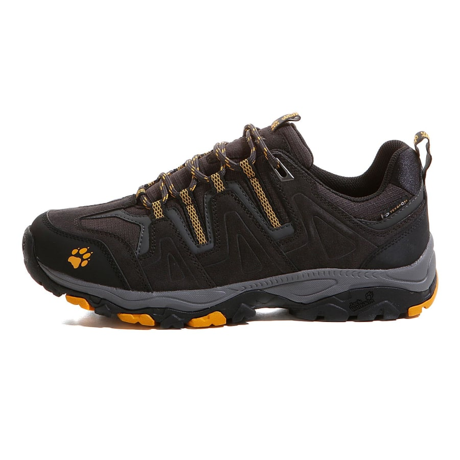 jack wolfskin mountain attack texapore hiking shoes men. Black Bedroom Furniture Sets. Home Design Ideas