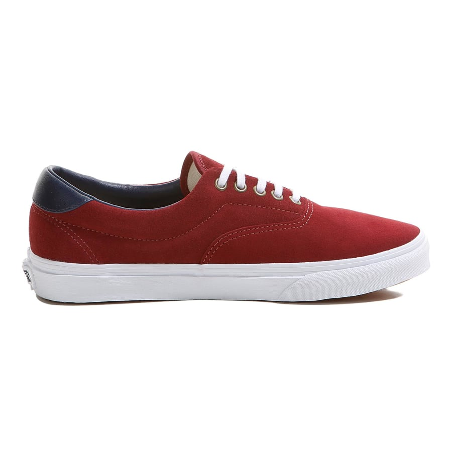 vans era 59 sneaker low herren rot vaola. Black Bedroom Furniture Sets. Home Design Ideas