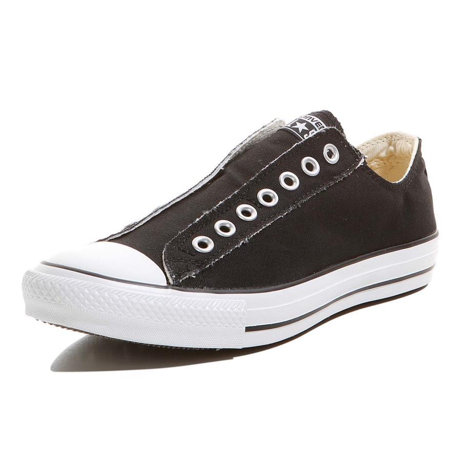 converse chuck taylor all star slip sneaker schwarz. Black Bedroom Furniture Sets. Home Design Ideas