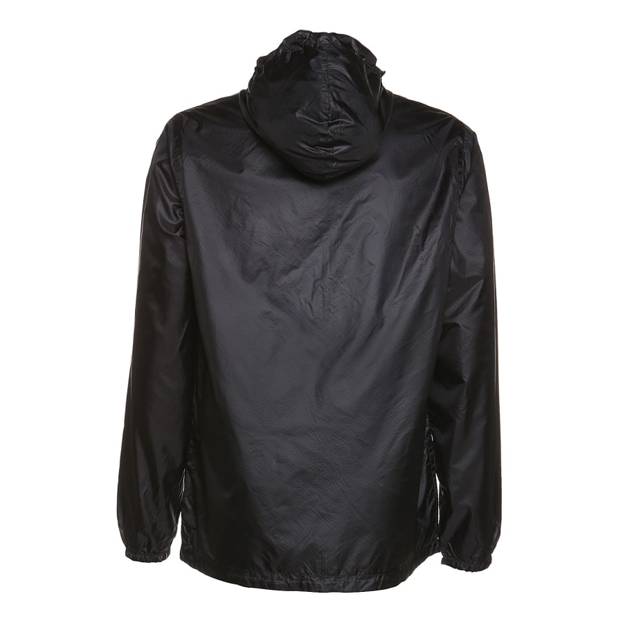 rip curl savage windbreaker jacket men black camouflage vaola. Black Bedroom Furniture Sets. Home Design Ideas