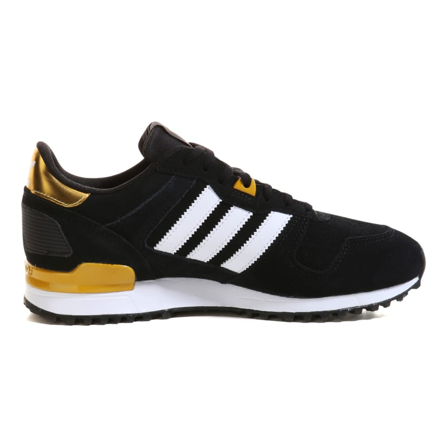 adidas originals zx 700 sneakers women black white. Black Bedroom Furniture Sets. Home Design Ideas