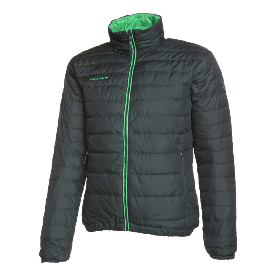 mammut whitehorn jacket daunenjacke herren dunkelgr n. Black Bedroom Furniture Sets. Home Design Ideas