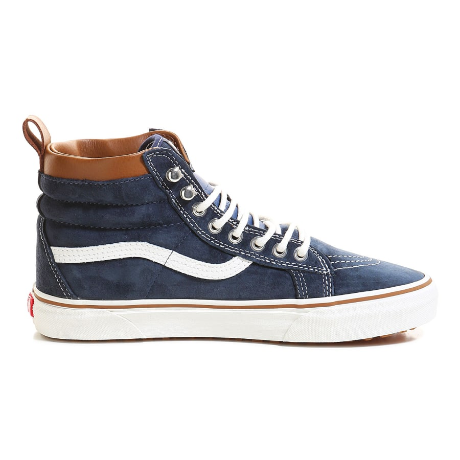vans sk8 hi mte sneaker men navy vaola. Black Bedroom Furniture Sets. Home Design Ideas