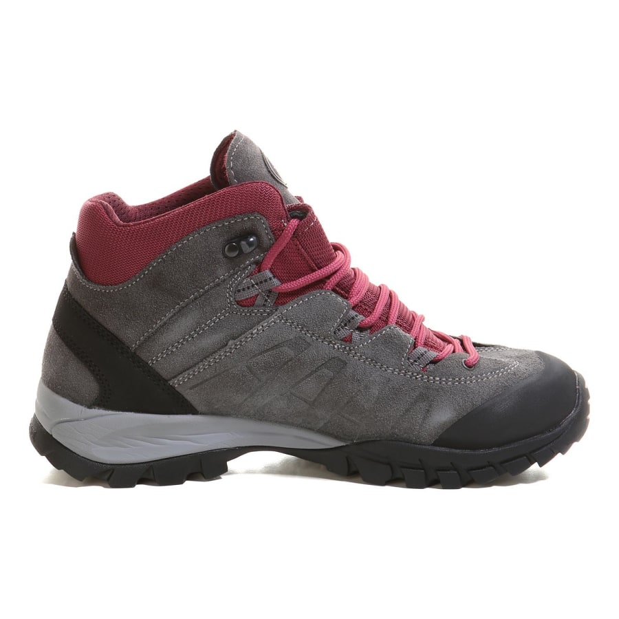 Meindl Piedmont Lady Mid Gtx 174 Hiking Boots Gray