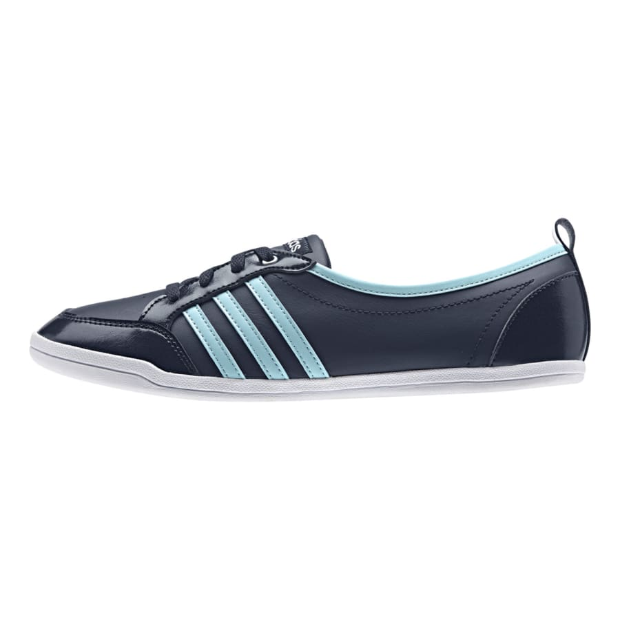 adidas neo piona ballet flats ladies dark blue light blue vaola. Black Bedroom Furniture Sets. Home Design Ideas