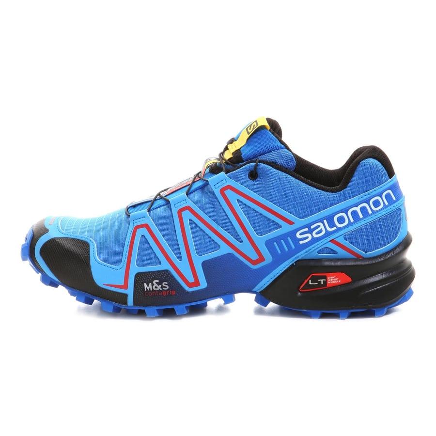 salomon speedcross 3 trail running shoes men blue vaola. Black Bedroom Furniture Sets. Home Design Ideas