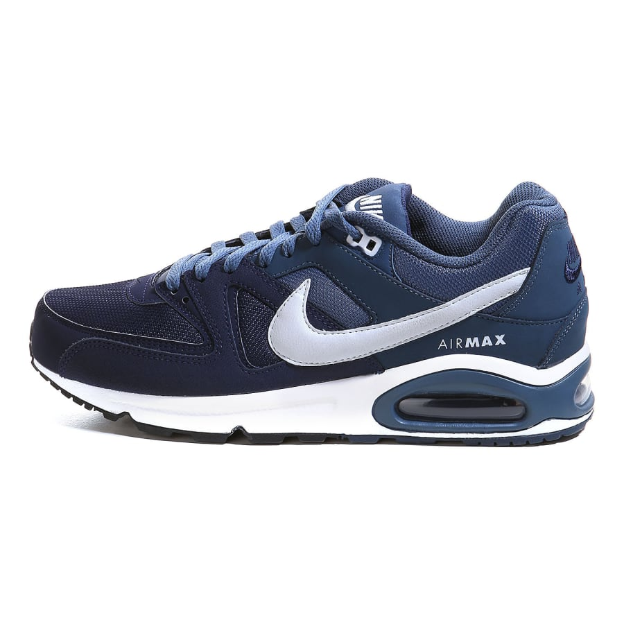 nike air max command sneaker herren blau grau wei vaola. Black Bedroom Furniture Sets. Home Design Ideas
