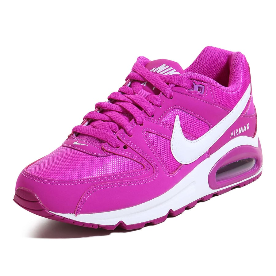 nike air max command sneaker women violet vaola. Black Bedroom Furniture Sets. Home Design Ideas
